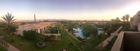 Sirayane Boutique Hotel & Spa: Panoramic View of our Room!
