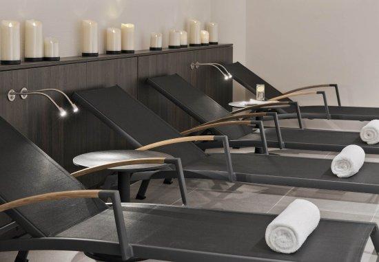 Vienna Marriott Hotel: Relaxation Room