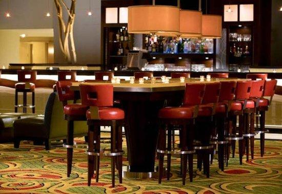 Uniondale, Νέα Υόρκη: Skylight Lounge Communal Table