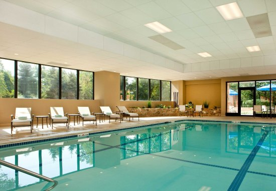 Burlington, MA: Indoor Pool