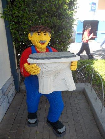 LEGOLAND California: Everything is Represented in Lego