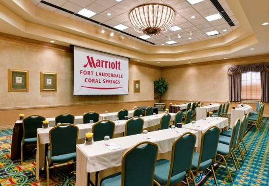 Coral Springs, FL: Meeting Room – Classroom Style