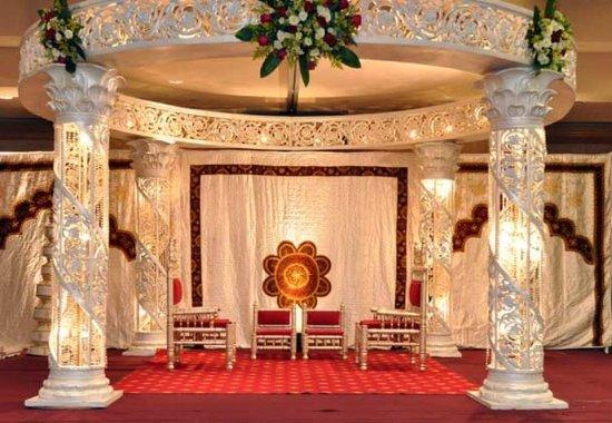 โครอลสปริงส์, ฟลอริด้า: Indian Wedding Ceremony