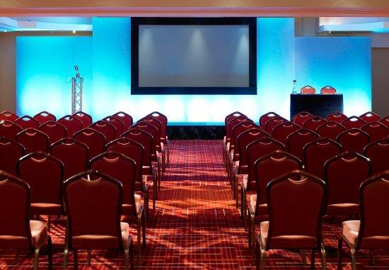 Hale, UK: Cheshire Suite - Theatre Set Up