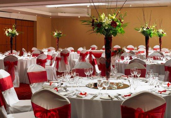 Hale, UK: Cheshire Suite Wedding
