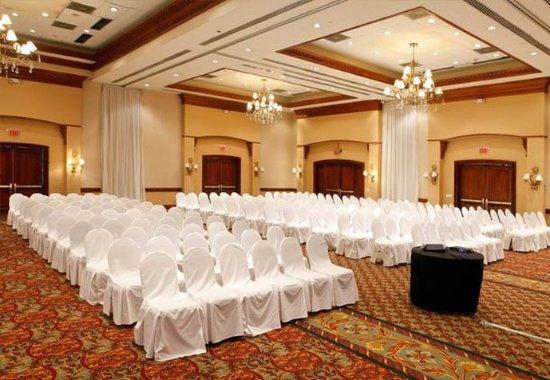 JW Marriott Hotel Quito: Amazonas Ballroom – Theater Setup