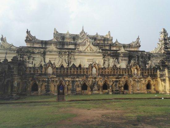 Амарапура, Мьянма: IMG_20160921_165621_large.jpg