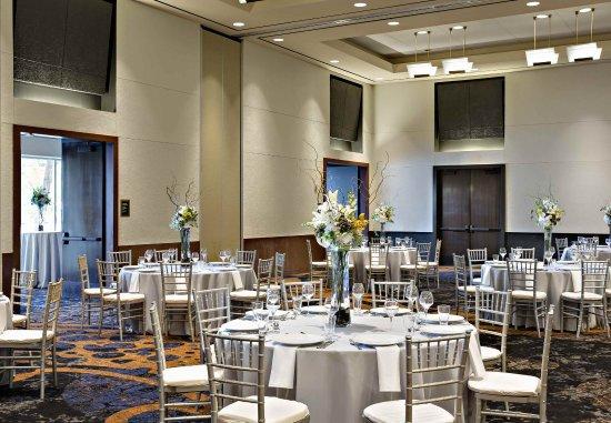 Westlake, TX: Grand Ballroom - Social Setup