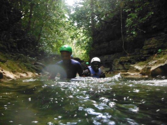 Kayak River Adventures: getting deeper!