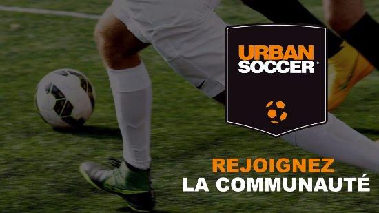 Meudon-la-Foret, Francia: Rejoignez la communauté de foot à 5 UrbanSoccer