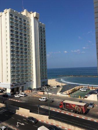 Leonardo Beach Tel Aviv Hotel Vista Do Corredor