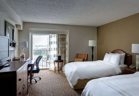 Irving, TX: Double/Double Guest Room - Balcony Lake View