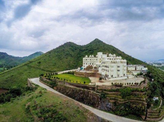 Bhairav Garh Palace