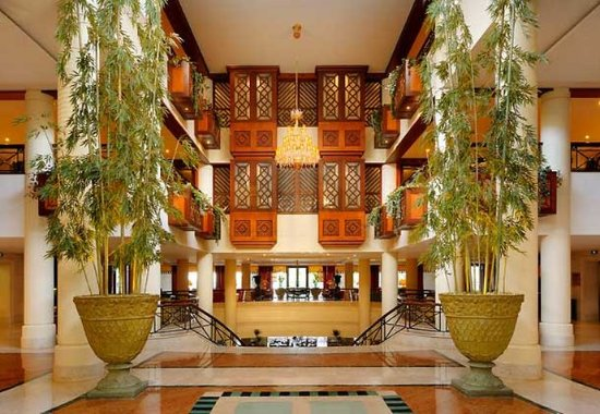Jordan Valley Marriott Resort & Spa: Lobby