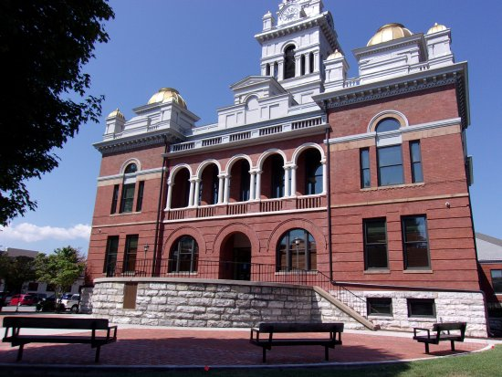 ‪Sevier County Courthouse‬