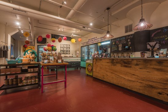 Somerville, MA: Taza Chocolate Factory Store