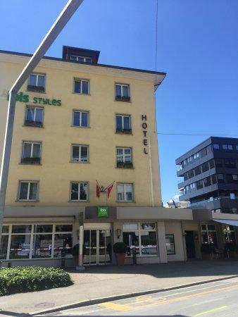 Hotel Ibis Bern City