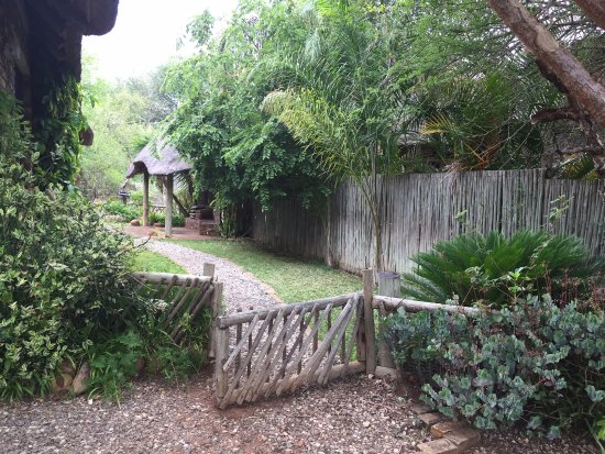 Marloth Kruger Lodges: Zebra Lodge - Entrance