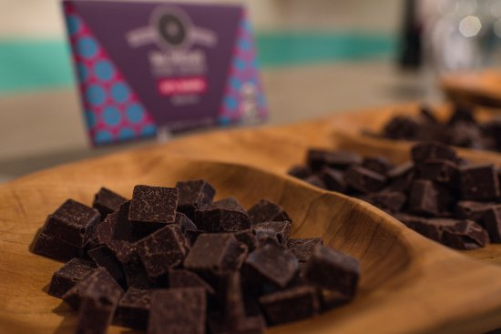 Somerville, MA: Experience stone ground chocolate with true grit!