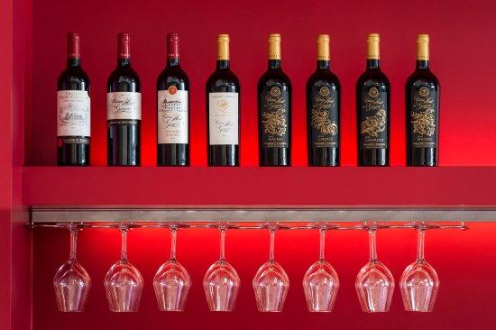 Montagne, Frankrig: La gamme de vins du château Haut-Goujon