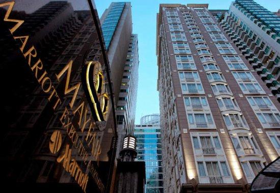 Mayfair, Bangkok - Marriott Executive Apartments: Exterior