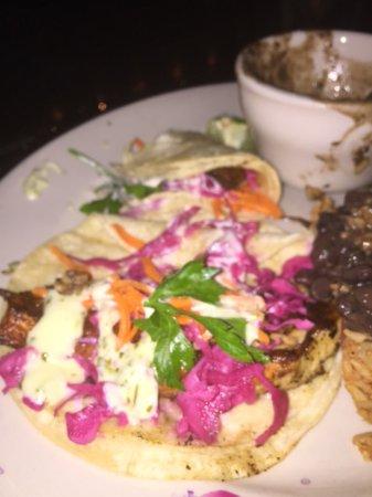 Driftwood, TX: Fish tacos