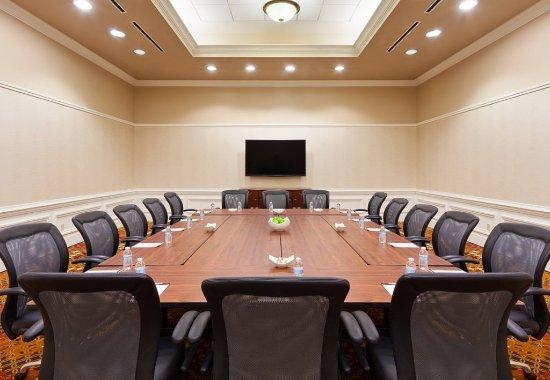 Spartanburg, Carolina del Sud: Spartan Boardroom