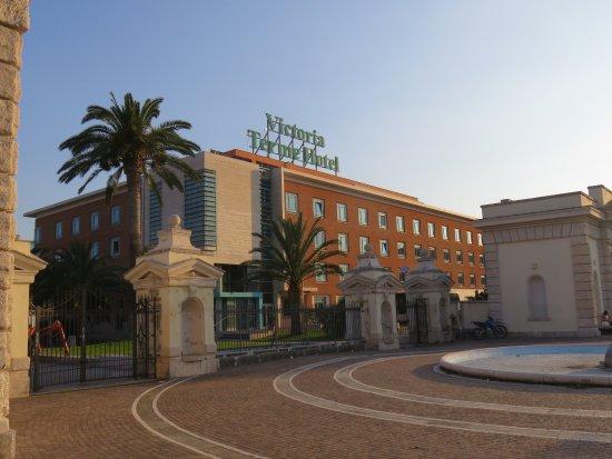Ristorante foto di victoria terme hotel tivoli - Terme bagni di tivoli orari e prezzi ...