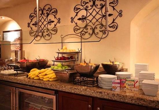Buellton, Καλιφόρνια: Breakfast Buffet