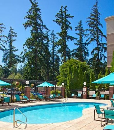 Redmond, WA: Outdoor Pool