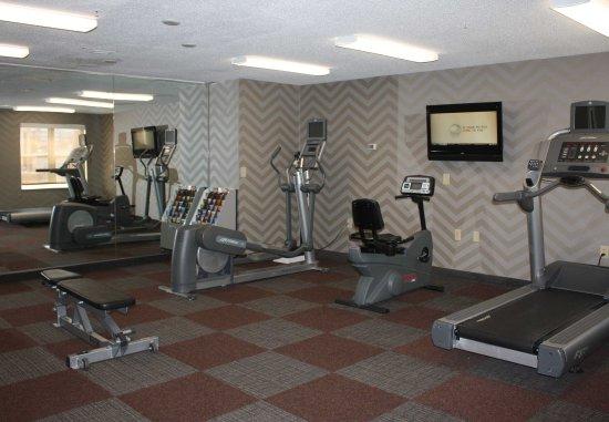 Rocky Mount, Carolina del Norte: Fitness Center