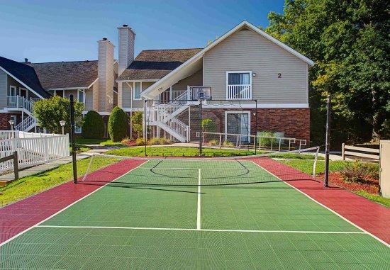 Vestal, État de New York : Sport Court