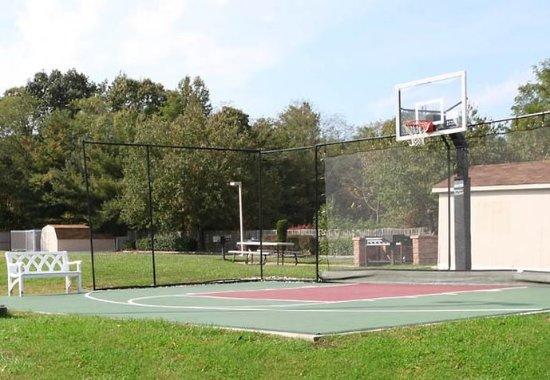 Tinton Falls, Nueva Jersey: Sport Court