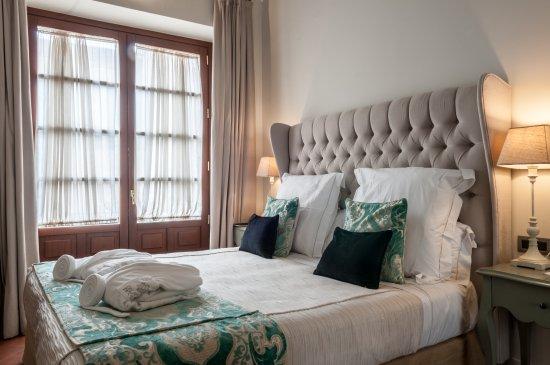 Hotel boutique palacio pinello s ville espagne voir for Hotel boutique espagne