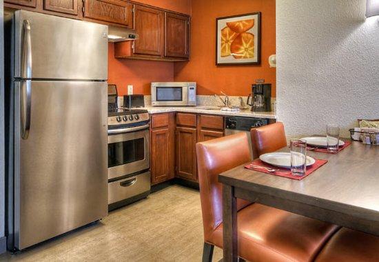 Germantown, TN: Two-Bedroom Suite Kitchen