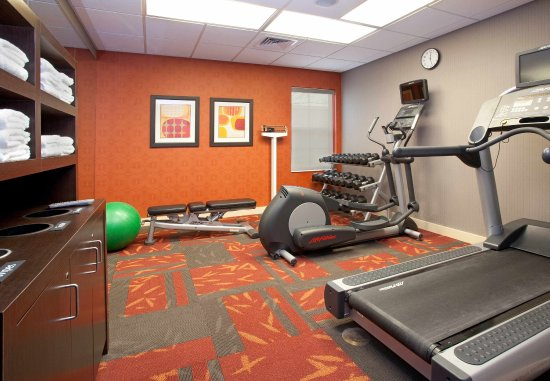 Louisville, CO: Fitness Center