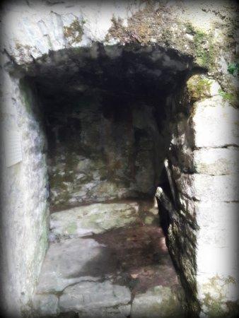 Chiusi della Verna, Włochy: Luogo dove sorgeva la prima capanna del Santo 1214
