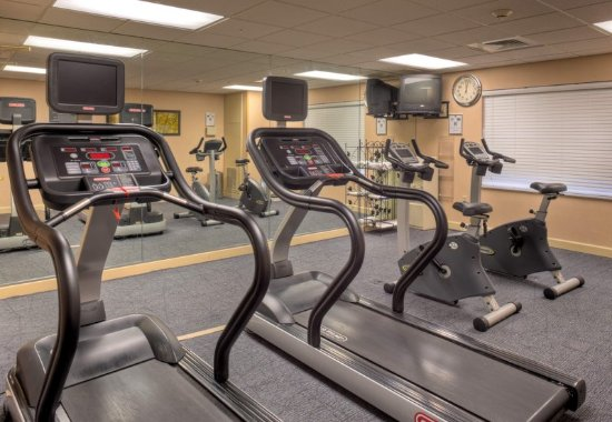 Tysons Corner, VA: Fitness Center