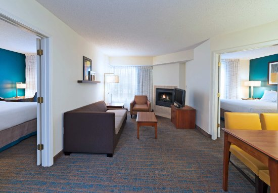 Stanhope, NJ: Two-Bedroom Suite - Living Room