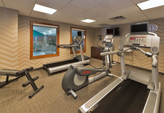 Stanhope, NJ: Fitness Center