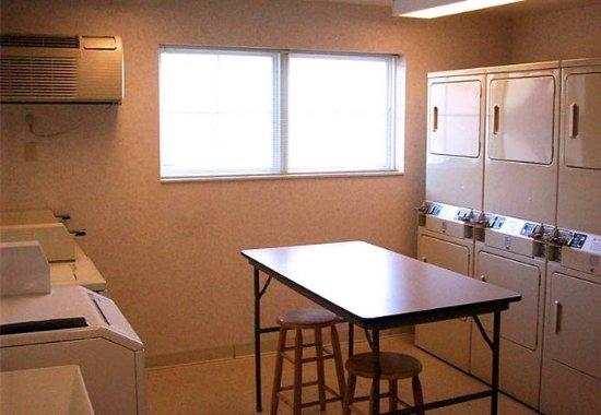 Westford, Μασαχουσέτη: Laundry Room