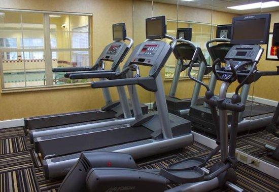 Springdale, AR: Fitness Room