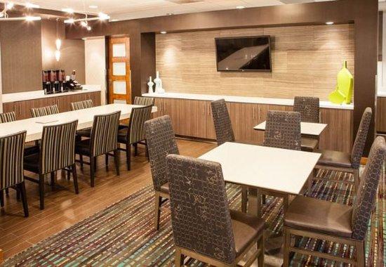 Westlake Village, Kalifornien: Breakfast Dining Area