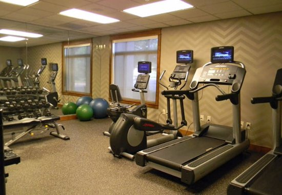 Westlake Village, Kalifornien: Fitness Center
