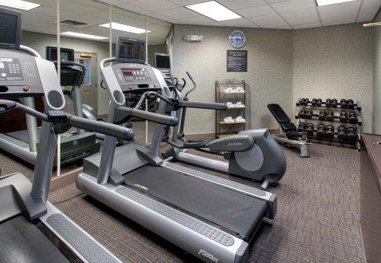 Cranbury, NJ: Fitness Center