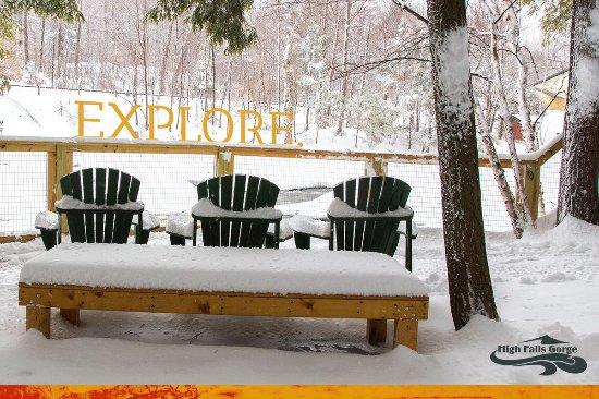Γουίλμινγκτον, Νέα Υόρκη: Summer or winter... great place to relax in nature.