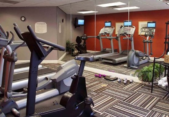 Avon, CT: Fitness Center