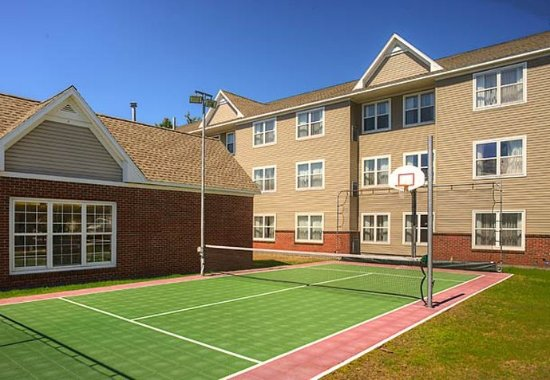 Scarborough, ME: Sports Court