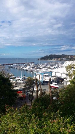 Nelson Bay, Αυστραλία: Lovely view of marina