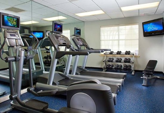 Metairie, LA: Fitness Center